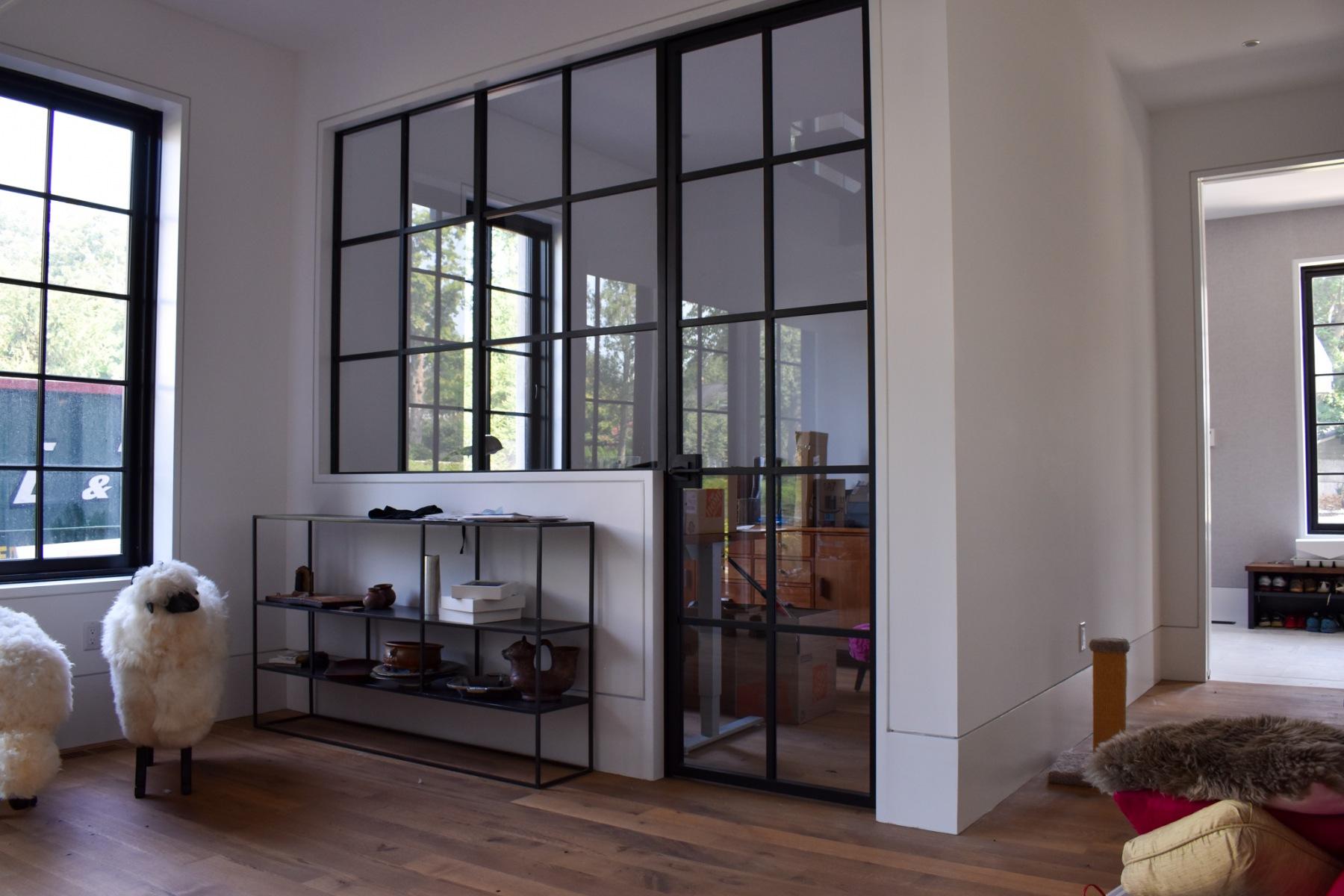 Modern-Glass-Wall