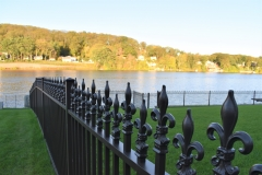 Pool-Security-Fence-At-the-Lake