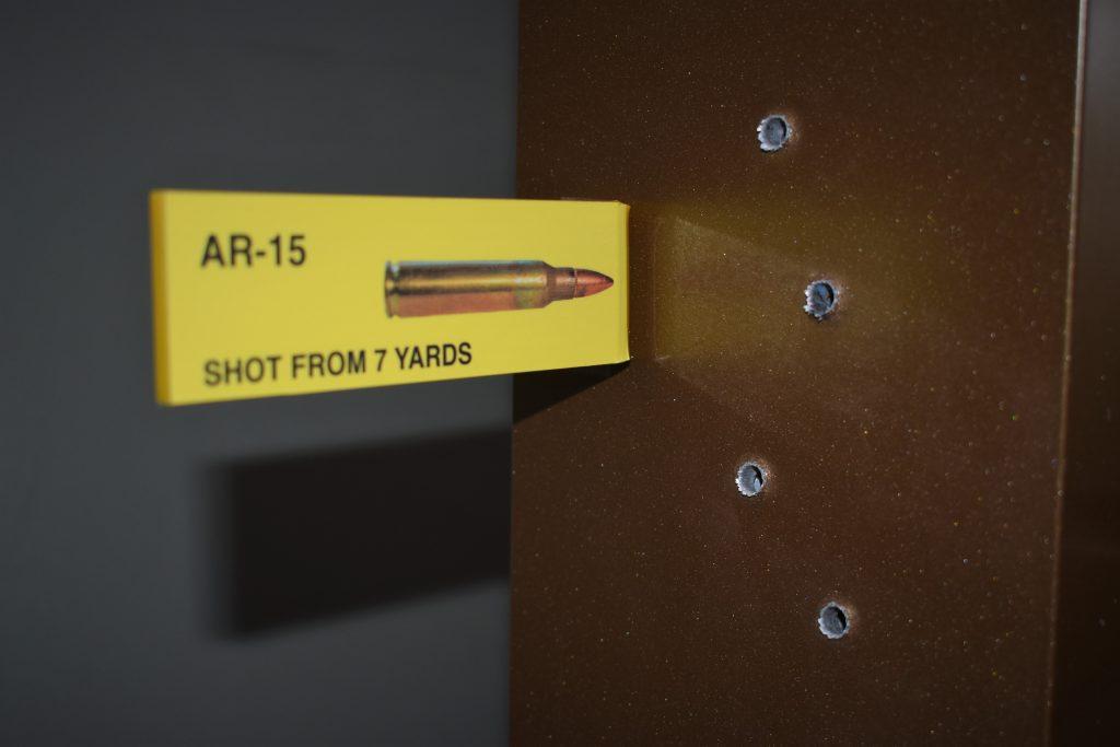 AR Bullet