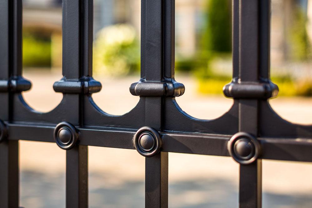 Beatuiful Gate Detail