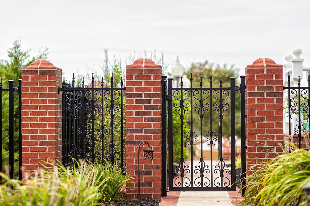 Custom Pool Gate