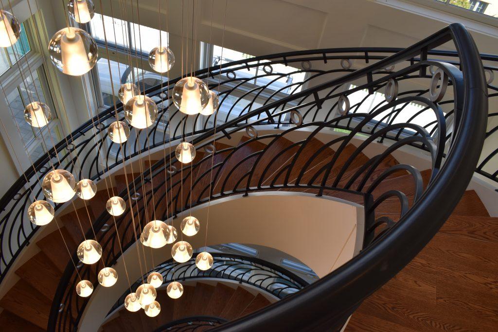 Beautiful railing Design Aesthetics