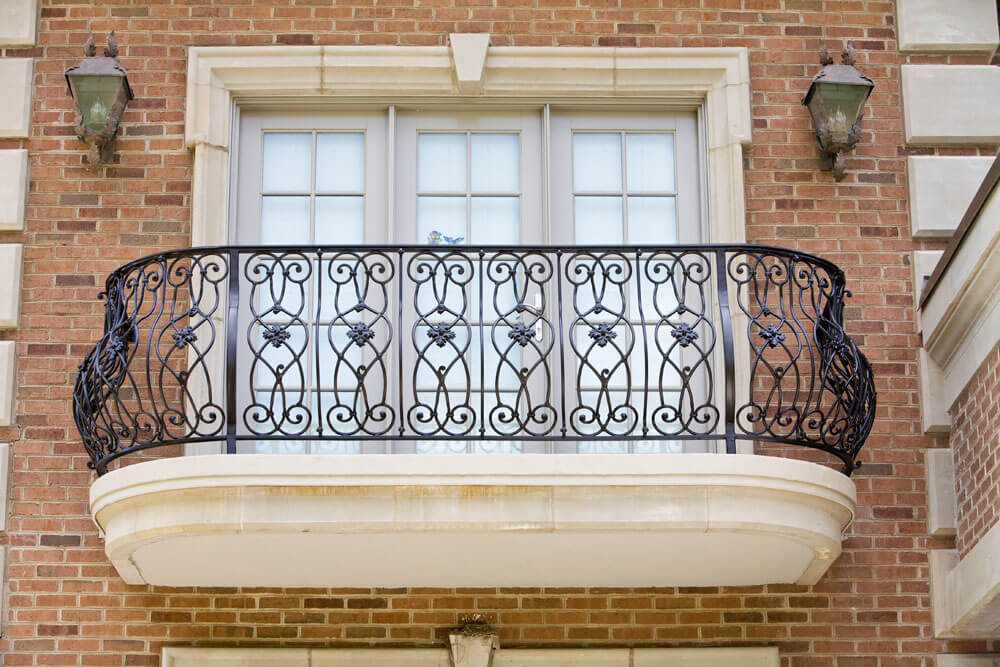 Decorative Balcony Railing