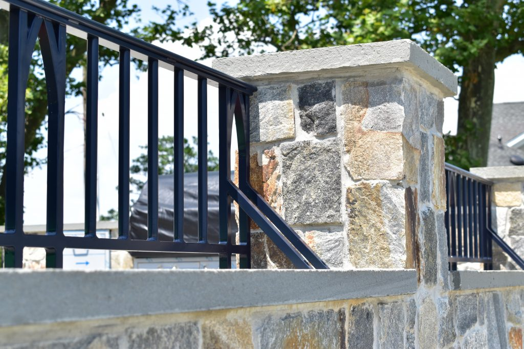Custom Wall Mounted Railing
