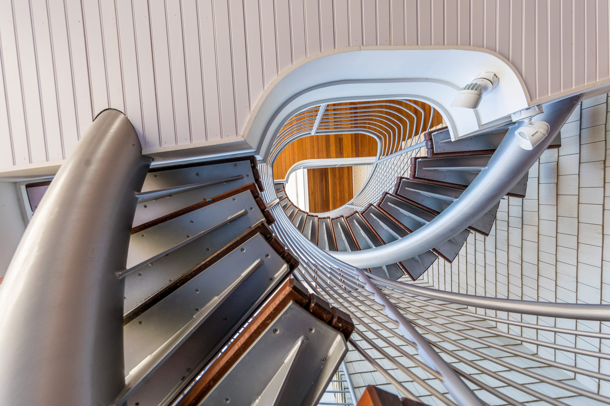 Helical Staircase1