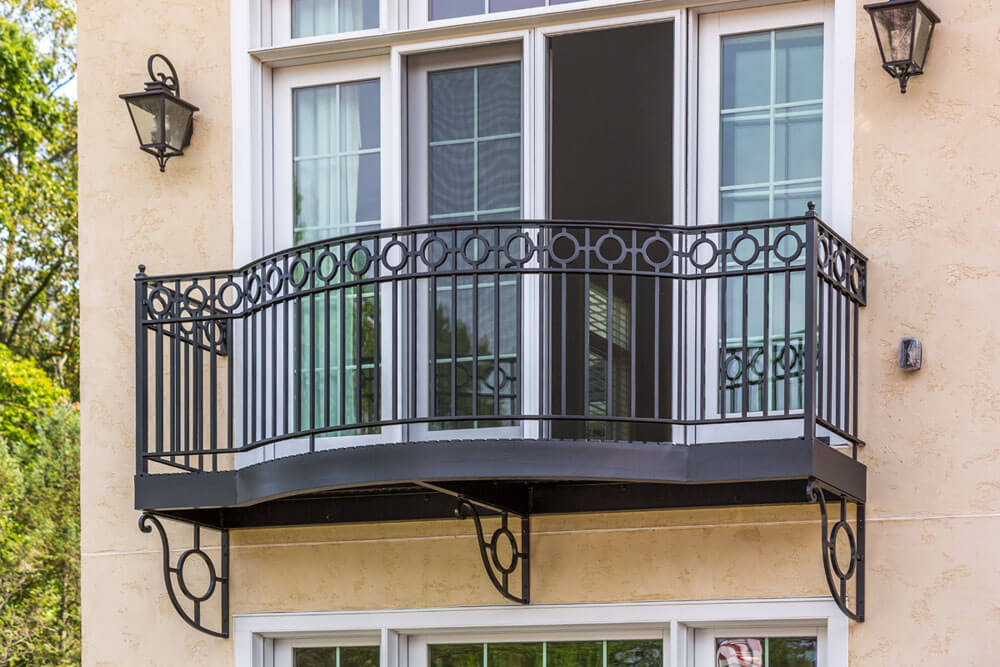 Custom Juliet Balcony