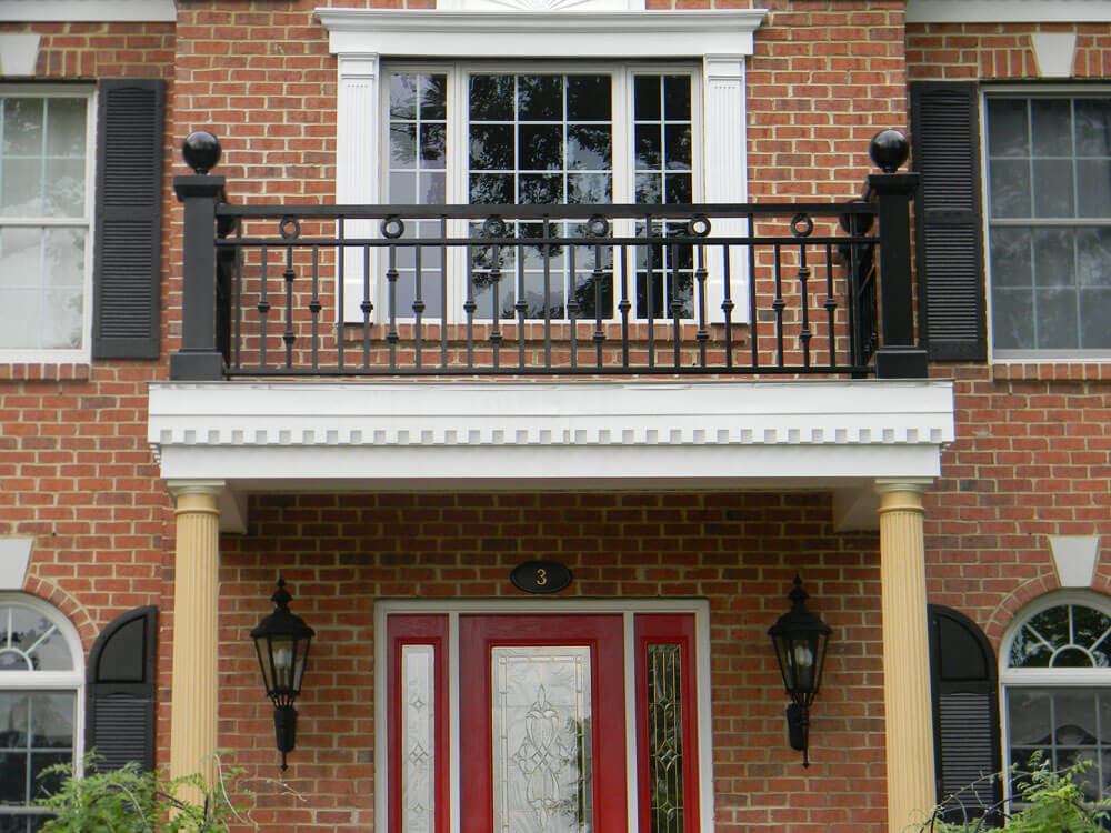 Custom Balcony Railing