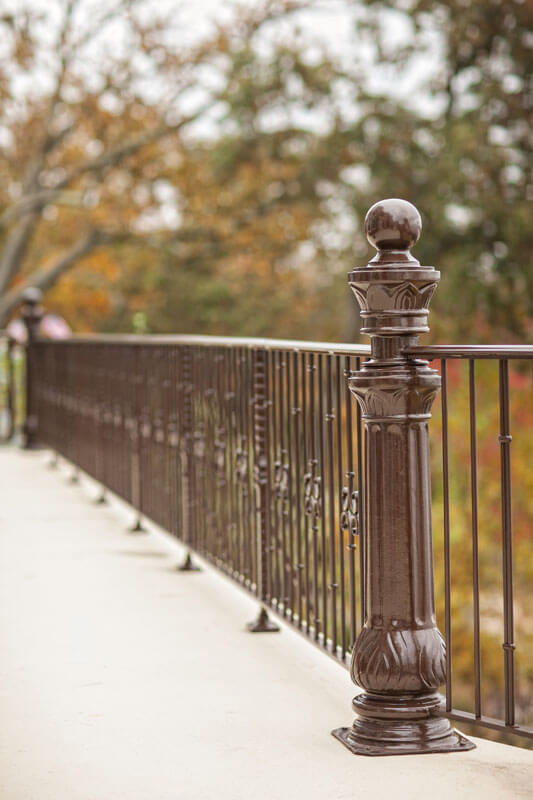 Water Front Railing