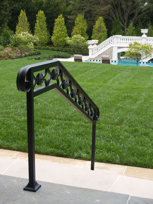 Custom Decorative Handrail