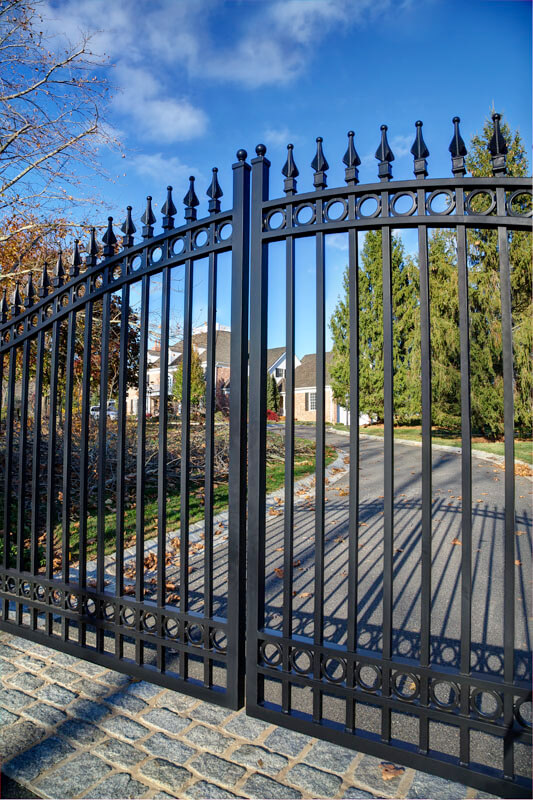 Custom Security Gate
