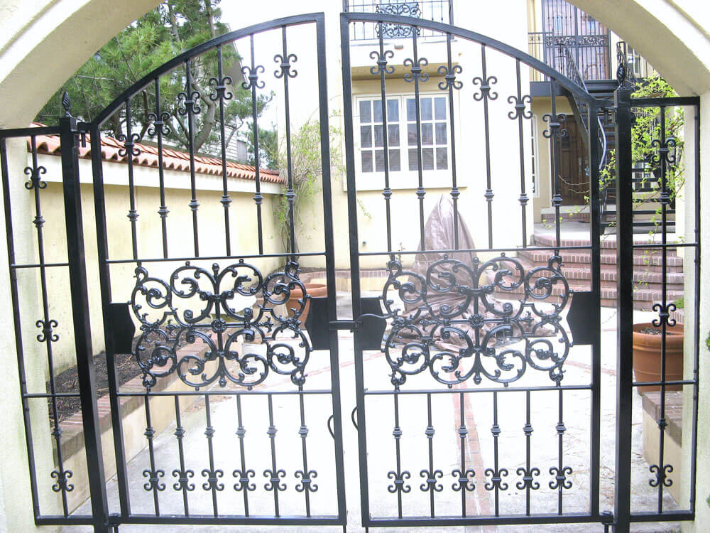 Custom Entrance Gate