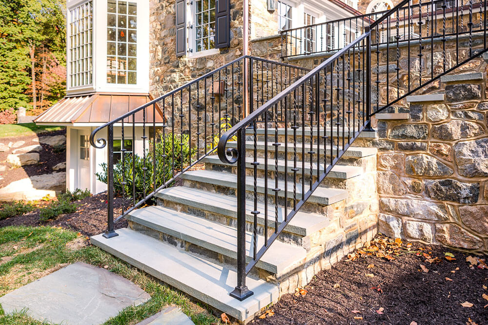 Replication Iron Railing